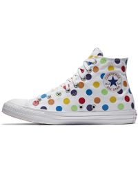 Converse - Pride X Miley Cyrus Chuck Taylor All Star High Top Shoe - Lyst