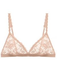 Cosabella - Never Say Never Dreamie™ Triangle Bralette - Lyst