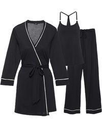 Cosabella - Bella Maternity 3-piece Pajama Set - Lyst