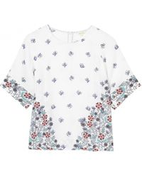 White Stuff - View Point Womens Top - Lyst