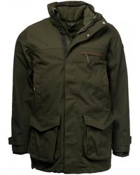 Aigle - Courtal 3 In 1 Mens Jacket - Lyst