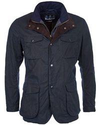Barbour - Ogston Mens Wax Jacket - Lyst