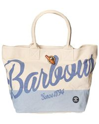 Barbour - Shingle Womens Shopper - Lyst