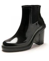 HUNTER - Original Refined High Heel Chelsea Ladies Boot - Lyst