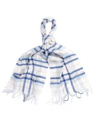 Barbour - Penshaw Womens Scarf - Lyst