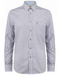 Dubarry - Castleknock Mens Long Sleeve Shirt - Lyst