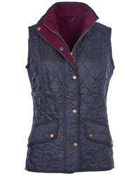 Barbour - Cavalry Womens Gilet - Lyst