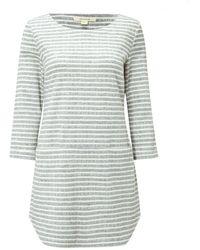 White Stuff - Shashiko Stripe Womens Jersey Tunic - Lyst