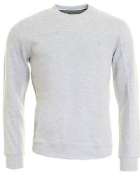 Original Penguin - Textured Panelled Mens Track Top - Lyst