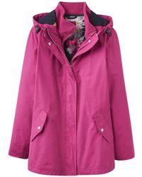 Joules - Allweather 3 In 1 Waterproof Ladies Jacket (v) - Lyst