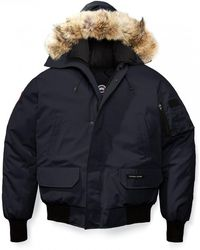 Canada Goose - Chilliwack Mens Bomber Jacket - Lyst