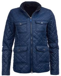Barbour - Weymouth Quilted Womens Jacket - Lyst