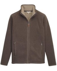Aigle - New Garrano Mens Fleece - Lyst