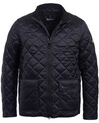 Barbour - Frame Quilted Mens Jacket - Lyst