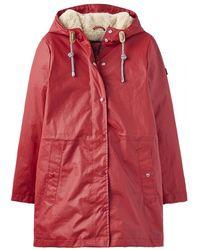 Joules - Rainaway Womens Raincoat S/s - Lyst
