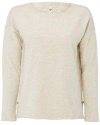 White Stuff - Skye Knitted Top - Lyst