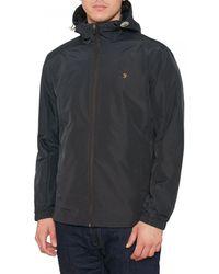 Farah - Newbern Hooded Mens Jacket - Lyst