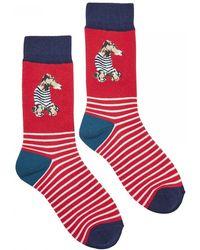 Joules | Brilliant Bamboo Womens Socks (x) | Lyst