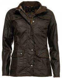 Barbour - Utility Ladies Jacket - Lyst