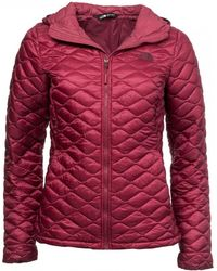 The North Face - Thermoball Womens Hoodie - Lyst