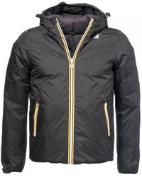 K-Way - Jacques Thermo Plus Double Jacket - Lyst
