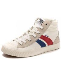 Palladium Pallaphoenix Cuff Rto Womens Sneakers