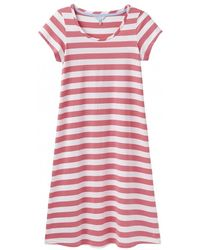 Joules - Rayma Womens Short Sleeve Swing Dress S/s - Lyst