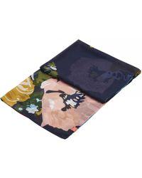 Joules - Wensley Longline Printed Womens Scarf (x) - Lyst