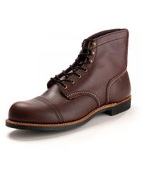 Red Wing - Iron Ranger Mens Boot - Lyst