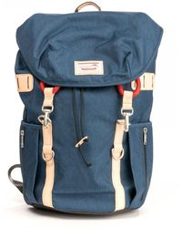 1594cd46dd45 Lyst - Marc By Marc Jacobs Classic Leather Backpack in Blue for Men