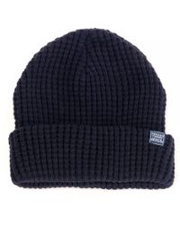 Joules Bamburgh Knitted Mens Hat (z) - Blue