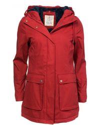 Seasalt - Maenpoth Womens Coat - Lyst