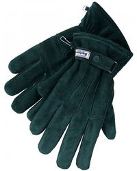 Barbour - Leather Thinsulate Gloves - Lyst
