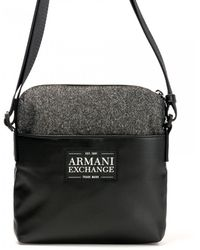 05f686f6c5 Calvin Klein Mens Mini Crossbody Bag Black in Black for Men - Lyst