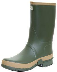 HUNTER - Field Tall Gardener Ladies Boot - Lyst