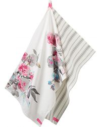 Joules - Thea Twin Pack Tea Towels (w) - Lyst