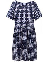 Joules - Beth Slub Jersey Womens Dress (x) - Lyst