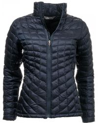 The North Face - Thermoball Zip Womens Jacket - Lyst