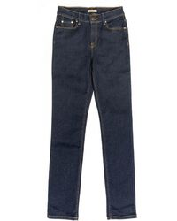 Barbour - Essential Slim Womens Jeans - Lyst