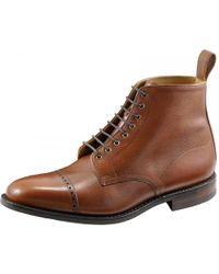 Loake | Hyde Derby Mens Boot | Lyst
