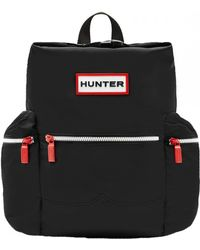 HUNTER - Original Mini Top Clip Backpack Nylon - Lyst