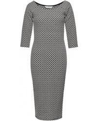 Great Plains - Alana Jersey Womens Dress - Lyst