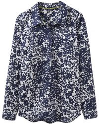 Joules - Printed Pop Over Shirt - Lyst