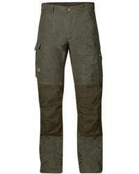 Fjallraven - Barents Pro Mens Trekking Trousers - Lyst