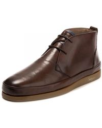 744a8b36752 Oliver Sweeney Tamine Nubuck Tan Chelsea Boots in Brown for Men - Lyst