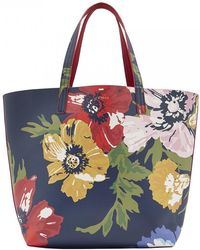 Joules - Revery Print Womens Shopper Bag (x) - Lyst