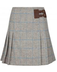 Dubarry - Foxglove Ladies Tweed Skirt - Lyst