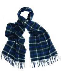 Barbour - Bolt Tattersall Scarf - Lyst