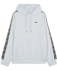adidas Sweat Capuche Spell Out HD CF3137 Blanc