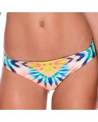 Luli Fama - Rev Seamless Engineered Full Bottom In Multicolor (l) - Lyst